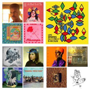 Rebel Up Nightshop #80: Zedashe, Raed Yassin, Cyril Cyril, Les Mamans du Congo, Lollise, Tia Maria