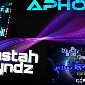 Mastah Myndz ™️ Crew 24 Hour Spin-a-thon Event ft. Aphotik