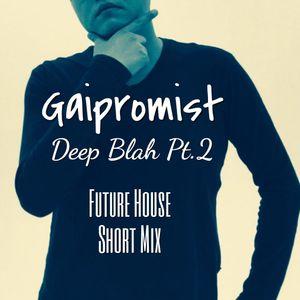 Deep Blah Pt.2 (Future House Mix Set)