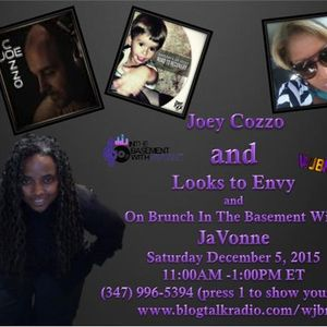 Joey Cozzo and Looks To Envy on Brunch In The Basement With JaVonne