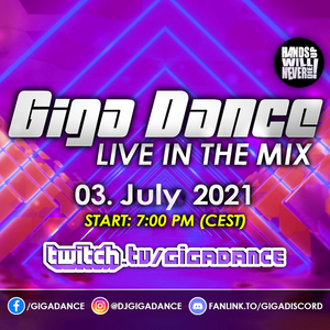 Giga Dance live in the Mix Vol.123