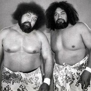 Wild Samoans Radio Show #1 - 11-02-12 - DJ's A.C. The Program Director and Otek