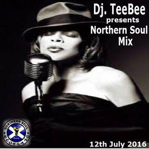 Northern Soul Mix 12th July 2016.