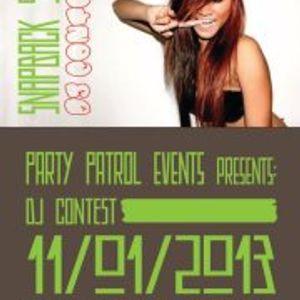 Snapback Swag DJ Contest'12