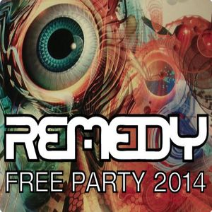 REMEDY Free Party Promo Mix 2014