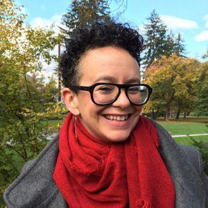 Dr Larisa Kingston-Mann aka DJ Ripley