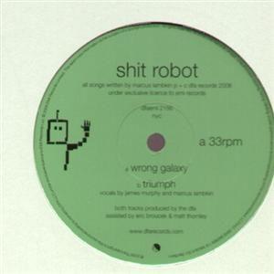 SHIT ROBOT - DFAEMI2156 wrong galaxy