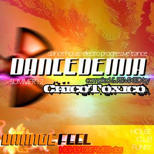 Dancedemia Summer'12 - Orange Feel (Highly Dreamed DOS)