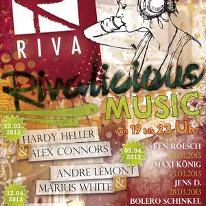 Sorry 4 Delay for Rivalicious Music April 2013
