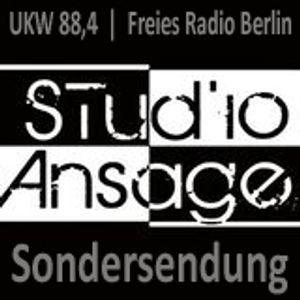 Sondersendung zum Fachtag der Berliner Registerstellen vom 23.10.19