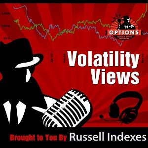 Volatility Views 132: Wearing Tin Foil Hats in Crude Oil