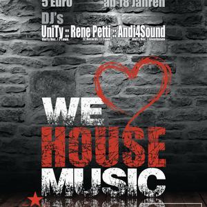 UniTy - We Love House Music #1 - Set 1 - 28.11.14