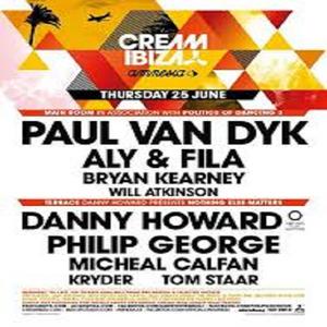 Bryan Kearney – Live Cream Ibiza Amnesia