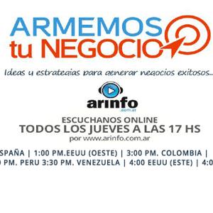 Programa Armemos Tu Negocio 06/11/2014 Madero lean Startup