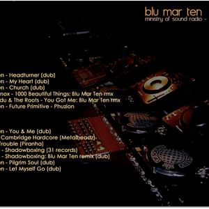 Blu Mar Ten - Ministry of Sound Radio - June 2006