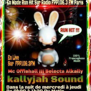 # 68 # DHM DHCity RS ft Lapin Crétin En Mode RUN Hit sur RADIO FPP106.3FM Paris le 21 05 2015