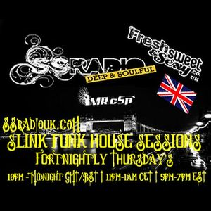 Slink Funk House Sessions 55th Edition 14th June 2012