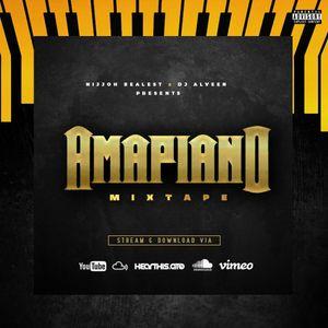 AMAPIANO MIXTAPE X DJ ALVEEN