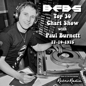 BFBS TOP 30 - Paul Burnett - 17-10-1975
