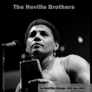 Neville Brothers 27th May 1989