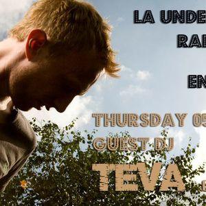 LA Underground Radio Show w/ TEVA (Alive Recordings) hosted by Enzo Muro