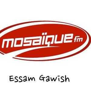 Essam Gawish @ Mosaique FM Tunisia/ Danjer Show Jan 2013