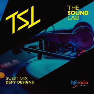 Defy Designs 'Only The Finest Wax' Guest Mix for The Sound Lab