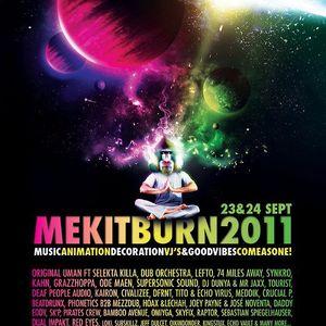 DJ Tumult - Live @ Mekitburn 2011