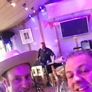 Rusty Steel Live On Noddys show on  Splinterwood Radio