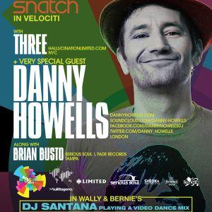 Danny Howells - Promo Mix 2011