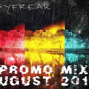 Psyfreak - Promo Mix August 2012
