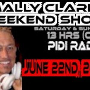 Mally Clark Weekend Show June 22nd, 2013