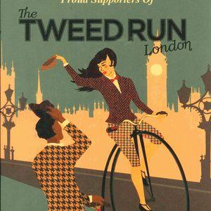Tweed Run 2017