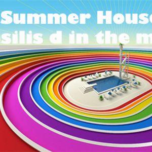 summer house in the min basilis d