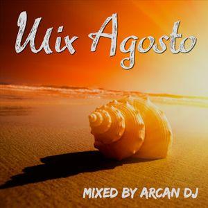 Arcan Dj - Mix Agosto 2013