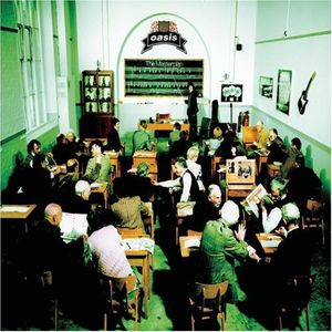 Modern Classics - Oasis - The Masterplan