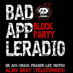 Bad Apple Block Party Radio 270412