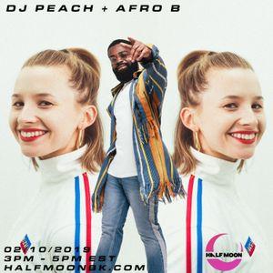 DJ Peach & Afro B - 2.10.2019