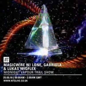 Lone, Gabriola & Lukas Wigflex - 25th March 2016