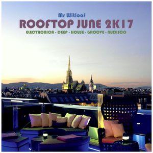 Mixtape Rooftop Deep Electronica House OldSkool MrWitloof June 2K17