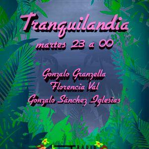 Tranquilandia - 10 de Enero del 2016 - Radio Monk