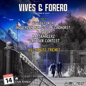 DJ Contest Vives & Forero - DAM