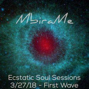Austin Ecstatic Soul Sessions (Ecstatic Dance) 3/27/18 - First Wave
