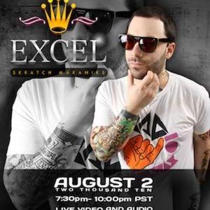 DJ Excel - The MikiDz Show Pt. 1 - Aug 2, 2010