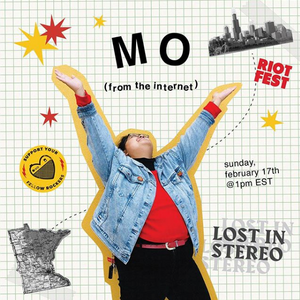 Lost in Stereo 2-17-19 ft. MO