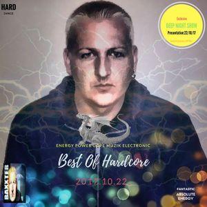 DJ.BAXXTER-DEEP NIGHT SHOW BEST OF HARDCORE 2017.10.22.