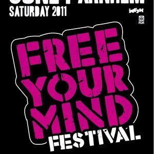 Du Art @ Free Your Mind Festival (04.06.11)