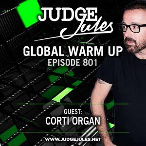 JUDGE JULES GLOBAL WARM-UP – GWU 801