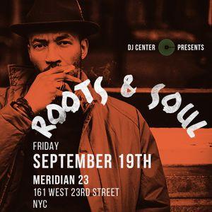 Rich Medina - Live at Roots & Soul, NYC (9.19.14)
