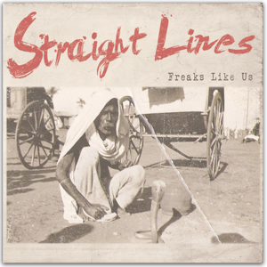 Straight Lines on Salford City Radio
